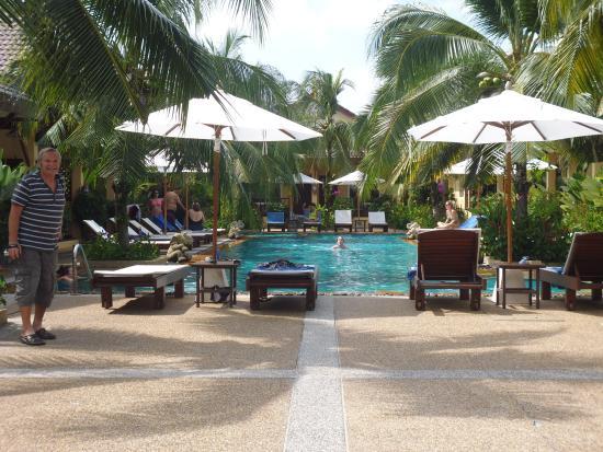 Le Piman Resort: Jolie piscine et très propre