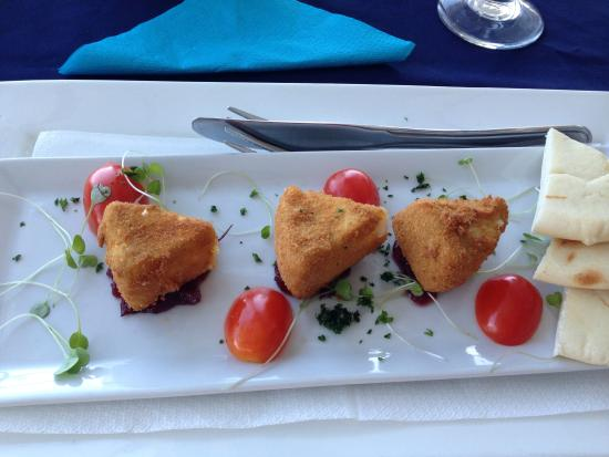 The Coachman Restaurant: Camembert überbacken