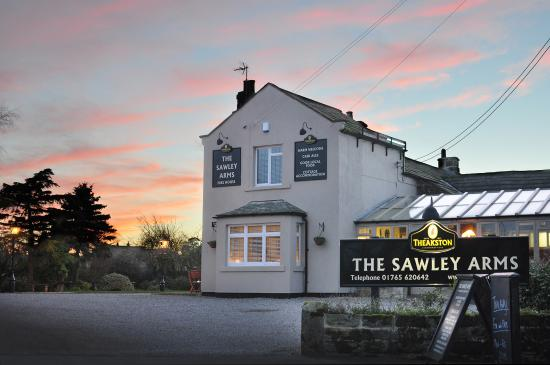 The Sawley Arms