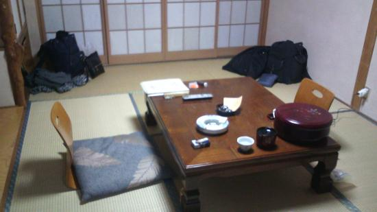 Matsumoto: Free green tea