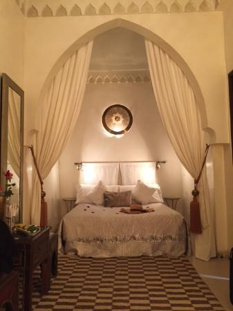 Riad Aguaviva: Baraka Room