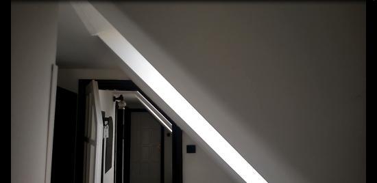Budai Hotel: Corridor