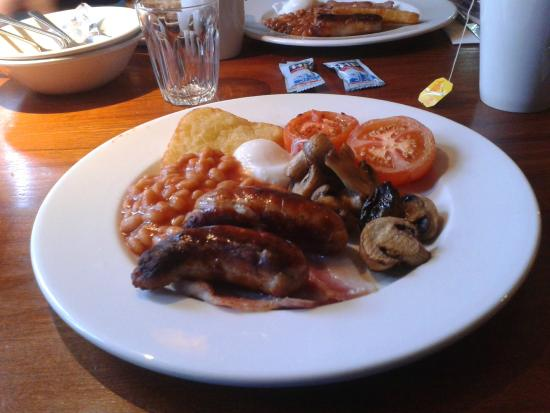 Premier Inn Bournemouth/Ferndown Hotel: Superb Breakfast!