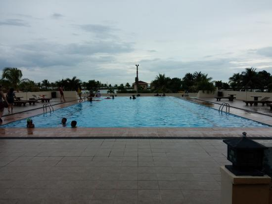 Bintan Sayang Resort : pool