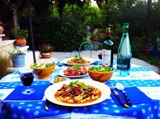 La Charlotte Aix en Provence: Dinner at La Charlotte