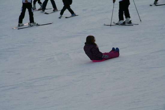 Ski Area Alpe Lusia: Baby slope