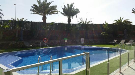Terrazamar: The pool