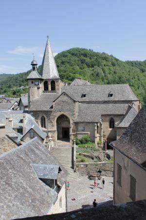 Saint-Fleuret Church