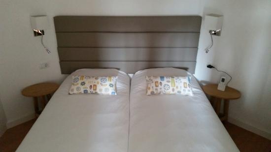 Terrazamar: The nice soft beds