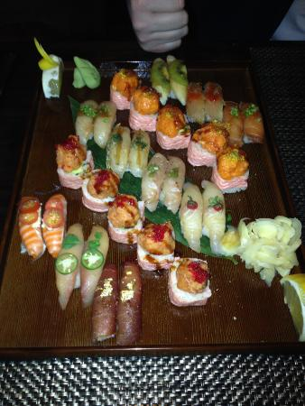 Red Lantern: Omakase for two