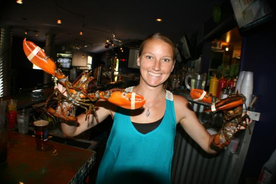 JAX Food & Games: Lobster Night!