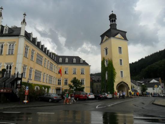 Schloss Sayn: Sayn Schloss
