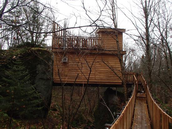 Tremblant Treehouses