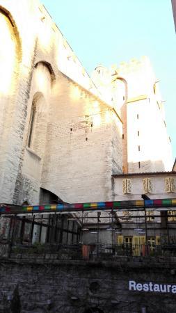 Mercure Avignon Centre Palais des Papes : Vue de notre chambre