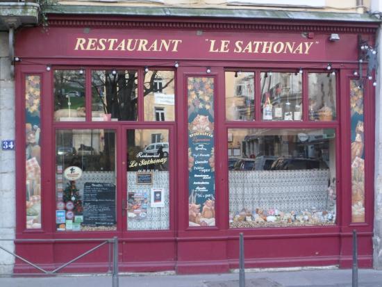 Le Sathonay 34, Place Sergent Blandan