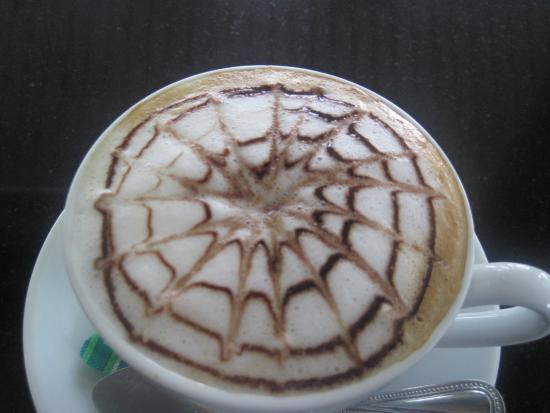 Lamai Inn 99: cappuccino