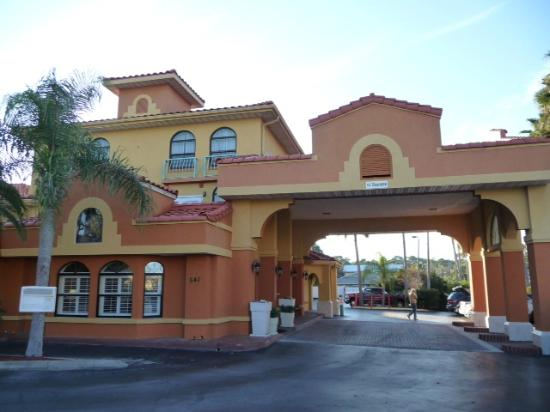 BEST WESTERN Seaside Inn-St. Augustine Beach: Best Western Seaside - Hotel Front