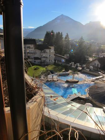Posthotel Achenkirch: Aussicht auf die Gegend