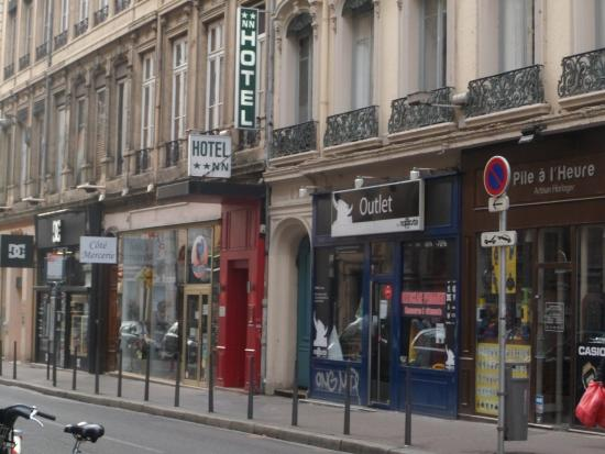 Hotel Saint-Pierre des Terreaux : Hôtel St Pierre des Tereeaux