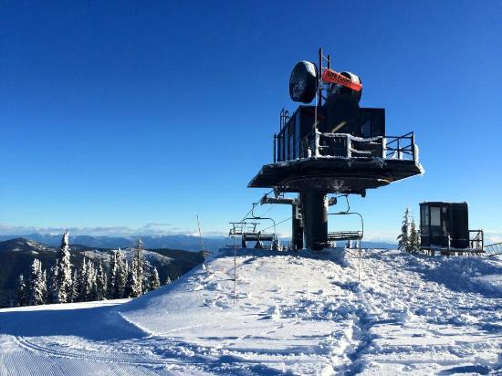 Chewelah, Waszyngton: Top of Chair 5