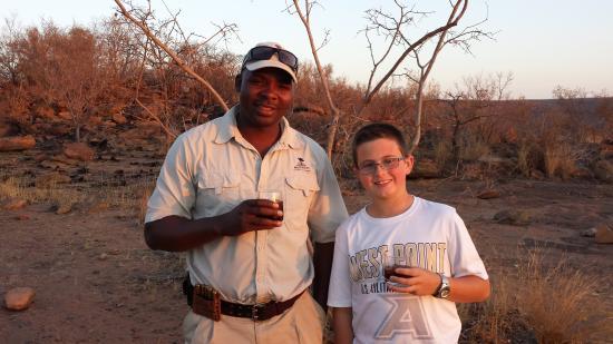 Makweti Safari Lodge : Unbelievably Friendly