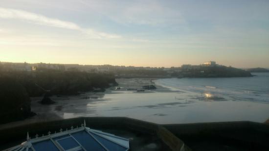 BEST WESTERN Hotel Bristol: View from bedroom window room 221