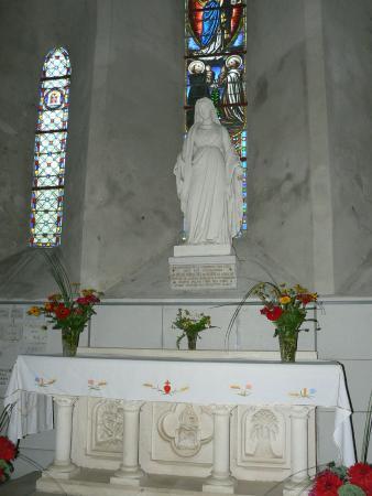 Chapelle du Petit-Luc