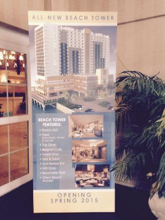 Island View Casino Resort: Island View Beachside opening soon!