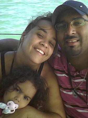 Hostel Pousada Pais Tropical : Uma foto do nosso passeio de barco