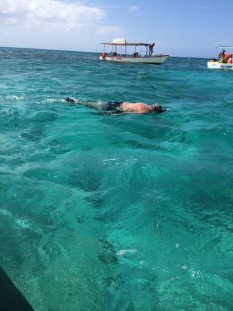 Booby Cay Island : Snorkeling