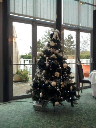 Mercure Reims Parc des Expositions: Sapin de Noël 2014