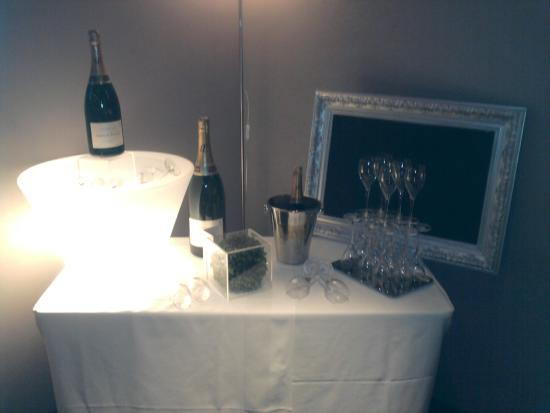 Mercure Reims Parc des Expositions : Bar