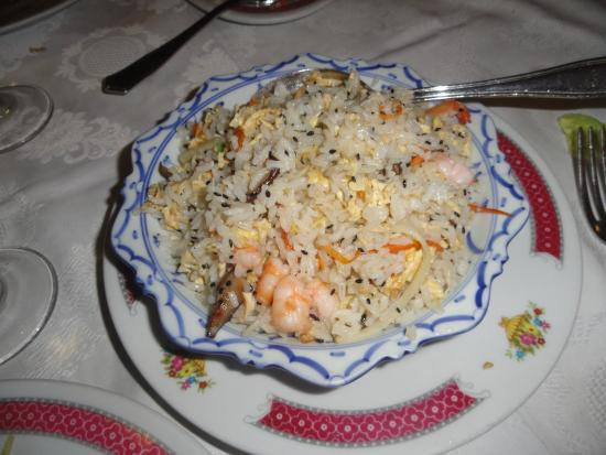Tortosa, Spain: Arroz japonés