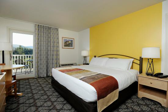 The Lodge at Bretton Woods: Newly renovated rooms!