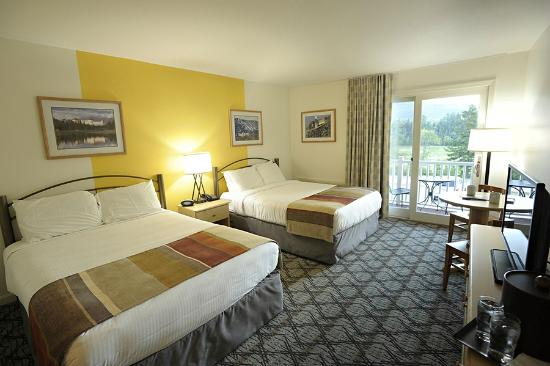The Lodge at Bretton Woods is part of Omni Mount Washington Resort.