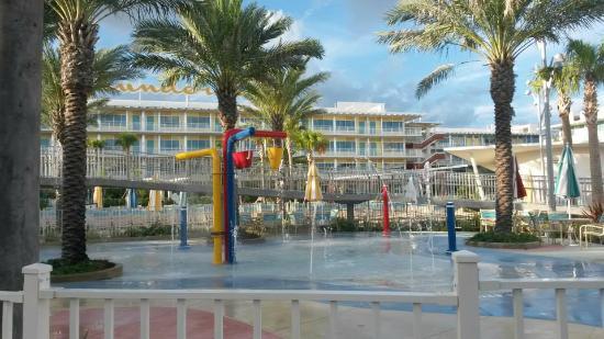 Universal S Cabana Bay Beach Resort Kids Water Play Area