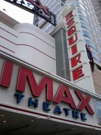 Esquire Imax Theater