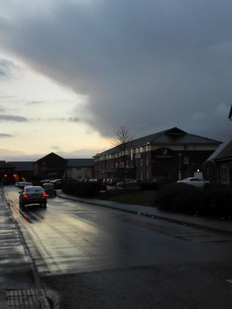 Premier Inn Warrington Central North Hotel: Outside