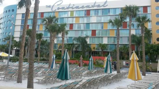 Universal S Cabana Bay Beach Resort Poolside Room