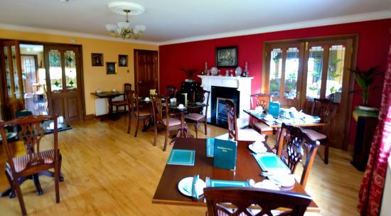 Woodlands House: Breakfast Room