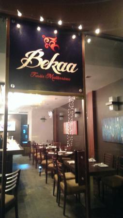 Bekaa Restaurante Libanes