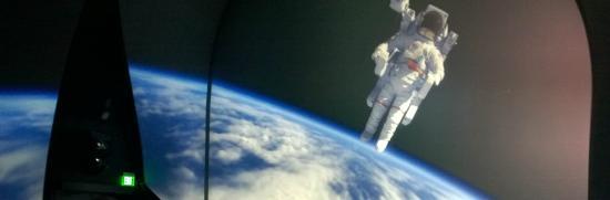 Titusville, FL: Passeggiata nello spazio