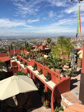 Casa Cinco Patios: uno de los 5 patios