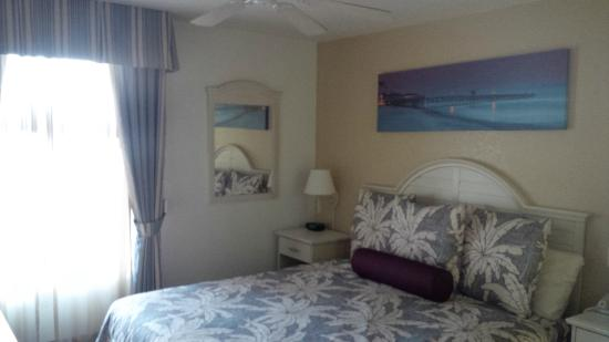 Capistrano Surfside Inn : Bedroom