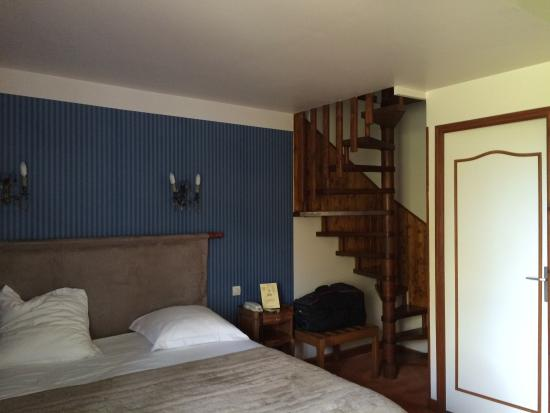 Manoir de Rigourdaine : The room