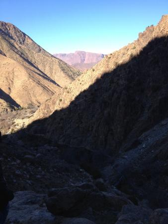 High Atlas Mountains : Mountain view