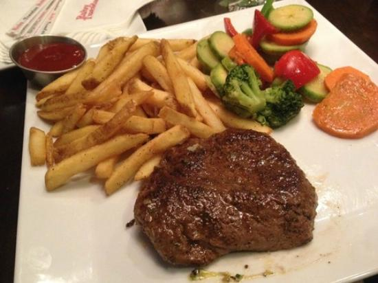 Ruby Tuesday : My meal