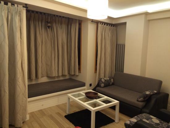 T-Loft Residence : Living room