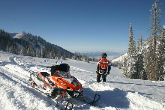 The Park Inn by Radisson Salt Lake City – Midvale: Snowmobile Country