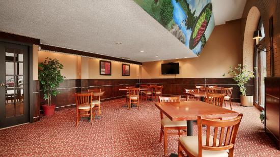 Best Western Downtown Sudbury Centreville Enjoy Complimentary Continental Breakfast